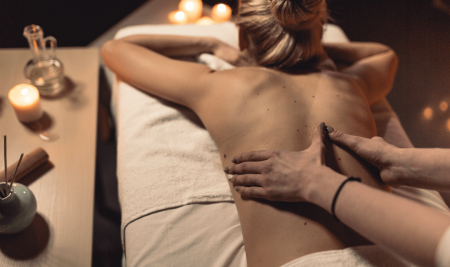 Benefits of body massage and why you should take massage and beauty courses